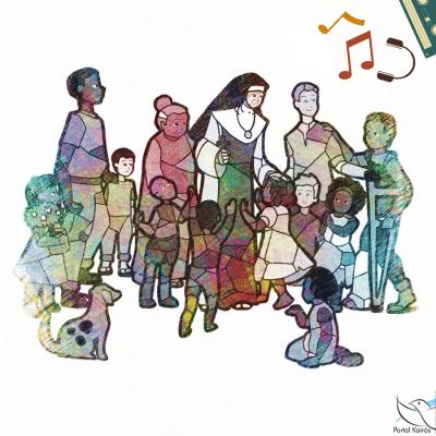 As músicas da Campanha da Fraternidade 2020