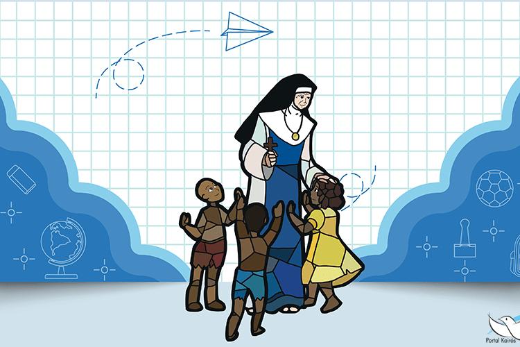 Nossas crianças na Campanha da Fraternidade 2020