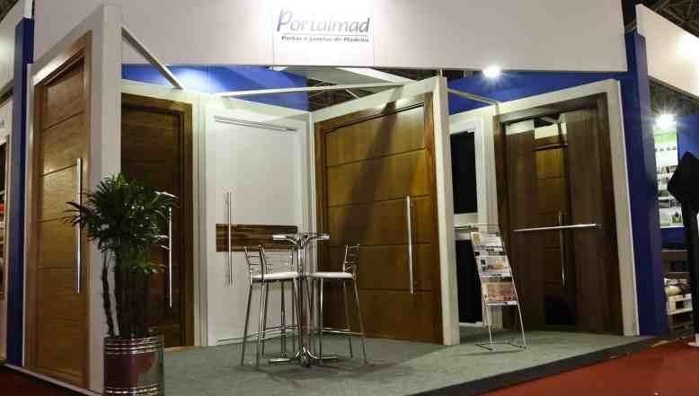 Portalmad - Portas decorativas - Externas - Internas - Esquadrias de alto padrão