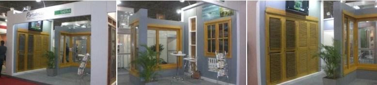 Esquadrias de madeira de alto padrão - Modelos de portas e janelas