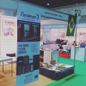 Dubai WoodShow - Portalmad - Banner - Portas de Madeira