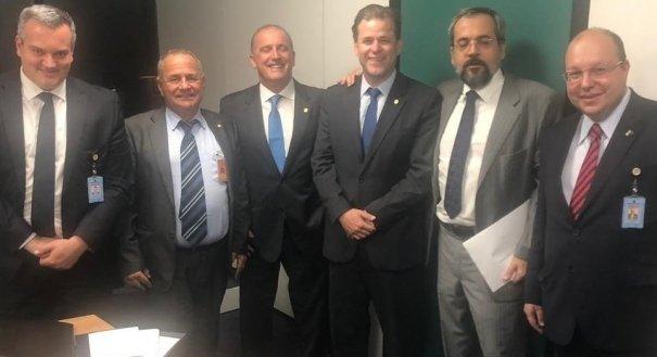 Manato ganha cargo na Casa Civil do governo de Jair Bolsonaro