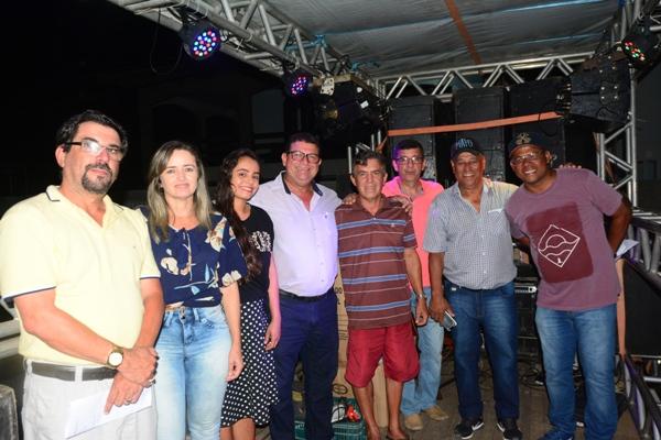 Sorteio realizadoem frente a Escola José Marcelino no último sábado (1), na Barra de Itapemirim,em parceria com a CDL.