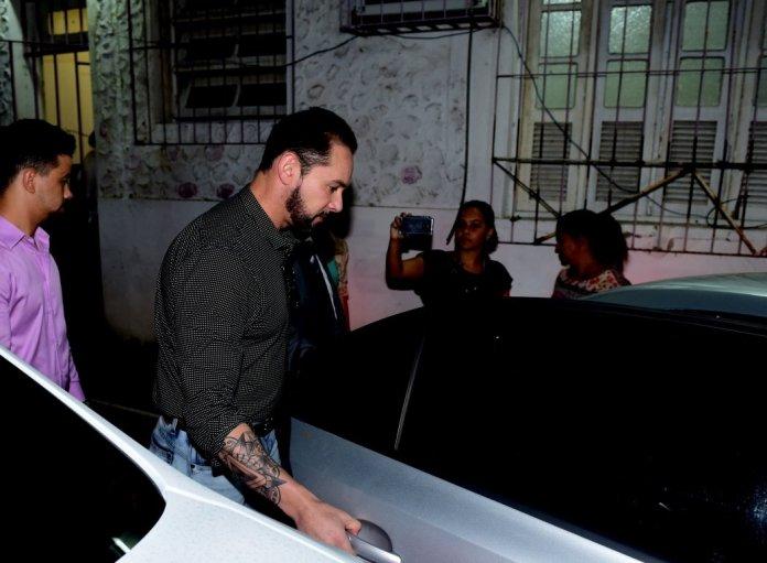 Adriano Scopel foi preso na manhã desta segunda-feira em Vitória