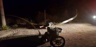 Homem morre após capotar com moto em Marataízes