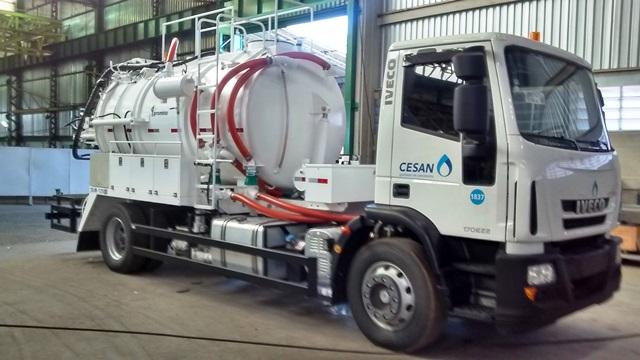 Cesan será obrigada a fornecer água através de caminhões pipa em Anchieta