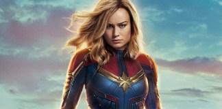 Filmes em cartaz no Cine Via Sul: Capitã Marvel