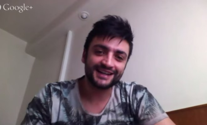 Hugo Veiga Hangout