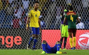 O Anfitrião da Copa Africana de Nações (CAN), o Gabão se despediu neste domingo da competição. A selecção ficou no empate com Camarões em 0 a 0 e está eliminada.O Anfitrião da Copa Africana de Nações (CAN), o Gabão se despediu neste domingo da competição. A selecção ficou no empate com Camarões em 0 a 0 e está eliminada.