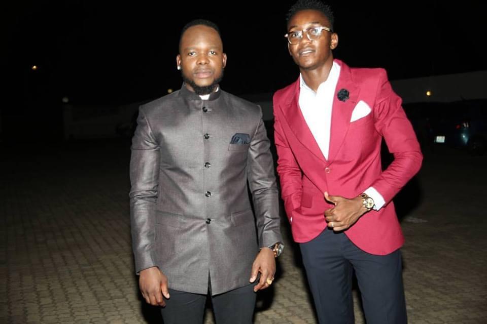 Por mais incrível que pareça Mr Bow apenas teve a oportunidade de conhecer o super talentoso Justino Ubakka ao vivo neste último fim de semana