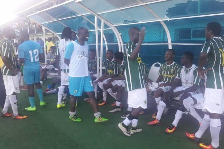 O Ferroviário da beira recebeu e venceu ontem a equipa liberiana Barrack Young controllers (BYC) em partida a contar para primeira mão da última
