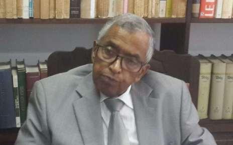 Máximo Dias, conceituado advogado moçambicano, anunciou que vai terminar a sua carreira ao serviço da justiça, em uma semana