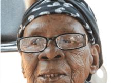 MORREU na manhã de hoje, em Maputo, Mariana Muianga, mãe do antigo presidente de Moçambique, Joaquim Alberto Chissano. Mais detalhes
