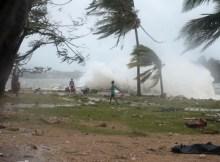 O Instituto Nacional de Meteorologia (INAM) prevê agitação marítima e ocorrência de ventos com rajadas fortes na faixa costeira de Maputo e Gaza.