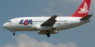 O Governo está a procura de um parceiro para investir na empresa Linhas Aéreas de Moçambique (LAM) de modo a torná-la competitiva