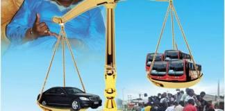 """""""Compra de Mercedes-Benz para deputados é legítima"""" diz Rogério Nkomo, Em tempo de crise, o Governo adquiriu 18 viaturas para Deputados por 228 milhões."""