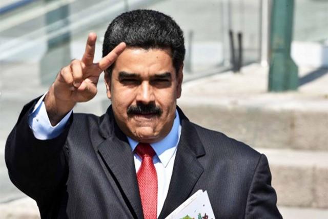 O presidente venezuelano, Nicolás Maduro, anunciou domingo um aumento de 50% no salário mínimo, que agora será de 97.531 bolívares