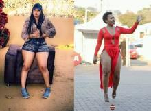 Nesta ordem de ideias chegaram a comparar a sul-africana com a cantora Zav, dai que surgiu a questão:Zav ou Zodwa Wabantu, quem realmente merece os 25 mil rands?