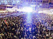 No passado sábado aconteceu no Estádio do Zimpeto uma avalanche de pessoas que quiseram marcar presença na 1ª Gala do Reality Show da TV Sucesso Dança Moçambique.