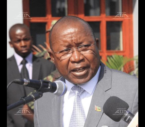 O Ministro da Defesa Nacional (MDN) diz não ter recebido o valor de 500 milhões de dólares, referentes ao fornecimento de equipamento militar.