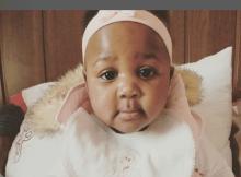 A filha do conceituado músico moçambicano, Salvador Pedro Maiaze, popularmente conhecido por Mr Bow completa hoje seis meses de vida.