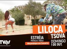 """Liloca promete aquecer o verão com nova obra musical """"Tsova"""""""