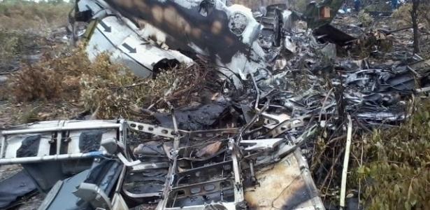 Uma aeronave pertencente à companhia Air Guicango despenhou-se, quinta-feira, nas proximidades da lagoa nacarumbo, município do Cuilo, província da Lunda Norte.