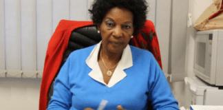 Alice Mabota revelou que neste memento o processo encontra-se nas mãos da justiça, e se os funcionários vencerem a causa, o edifício da liga será vendido