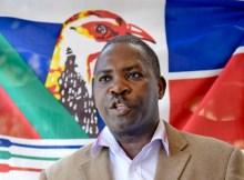 """O político do partido da oposição, António Muchanga, disse ontem no programa """"Resenha Semanal"""", na Televisão Miramar, que o primeiro suspeito da morte de Amurane"""