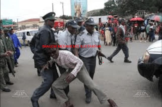 Neutralizados na Munhava após tiroteio dois indiciados no assalto à entrada de banco