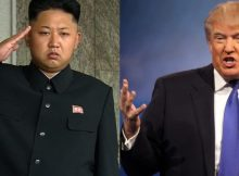 Através de um editorial no jornal estatal Rodong Sinmun, a liderança da Coreia do Norte condenou o presidente dos Estados Unidos, Donald Trump, a pena de morte