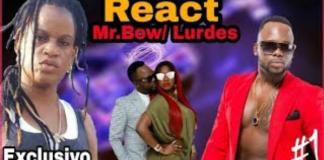 Maria de Lurdes aponta Mr Bow como sendo um dos principais culpados pelo sucedido tudo isso por causa de uma música que Mr bow lançou em resposta a polémica da devolução do Range Rover. o