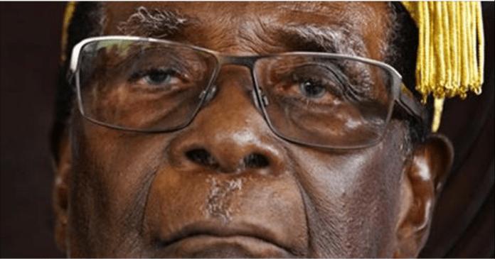 Mugabe será levado para Singapura devido ao complexo trauma psicológico que enfrenta