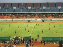 autentica vergonha e uma má impressão para a diáspora em relação ao amor do povo moçambicano pelo futebol. O ENZ esteve as moscas.