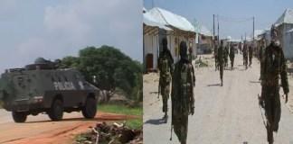 Na manhã de domingo, um ataque surpresa contra a coluna das Forças de Defesa e Segurança resultou na morte do Director Nacional de Reconhecimento da Unidade de Intervenção Rápida, identificado apenas com o nome Lorino.