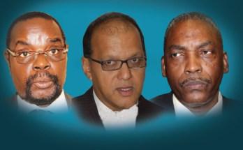 Após quatro horas de sessão, a juíza Ludovina David decretou como medida de coação a liberdade provisória para os três réus. Zucula, Viegas e Zimba