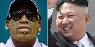 """É provavelmente um louco"""", mas """"antes de tudo uma criança"""", diz ex-estrela da NBA sobre amigo Kim Jong-un, Dennis Rodman tem feito visitas"""