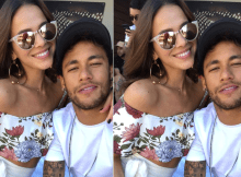 """Cinco meses após ter terminado o namoro com Bruna Marquezine, Neymar confessou que seria capaz de """"voltar"""" para a 'ex'. Bruna Marquezine"""
