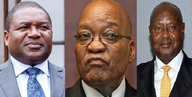 Veja quais são os salários de Filipe Nyusi, Jacob Zuma, Papa, Vladimir Putin e outros presidentes, tanbem confira de algumas celebridades