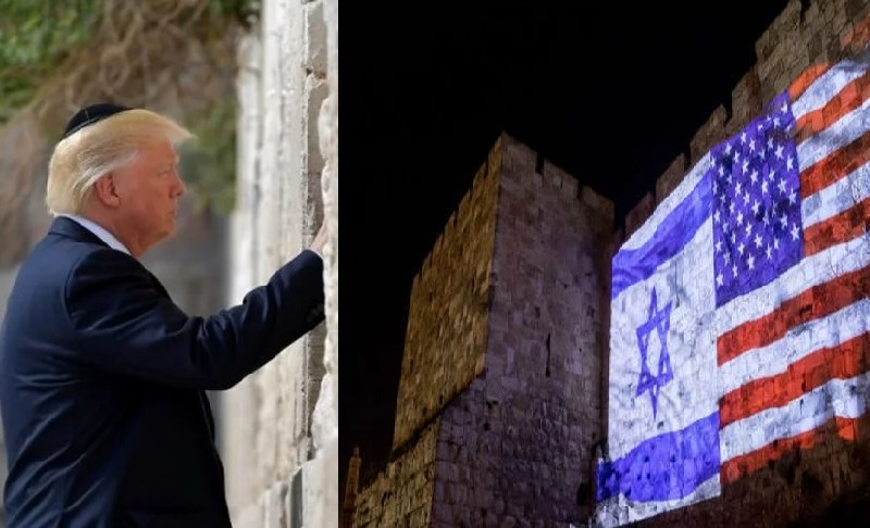 A promessa de Deus a Josué será cumprida sobre Trump, dizem rabinos de Israel