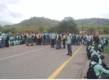 Operários da Vale Moçambique em greve pela segunda vez