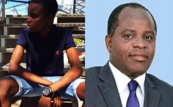 O Filho do saudoso Mahamudo Amurane partiu em defesa da mãe recentemente por causa da onda de críticas que ela vem recebendo