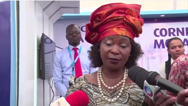 A governadora, na segunda-feira, visitou o Hospital Central da Beira, na sequência de denúncias segundo as quais parte do equipamento cirúrgico e pessoal médico do estabelecimento