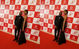 Dygo Boy considerado o homem mais bem vestido da gala Vibratoques da Vodacom 2018