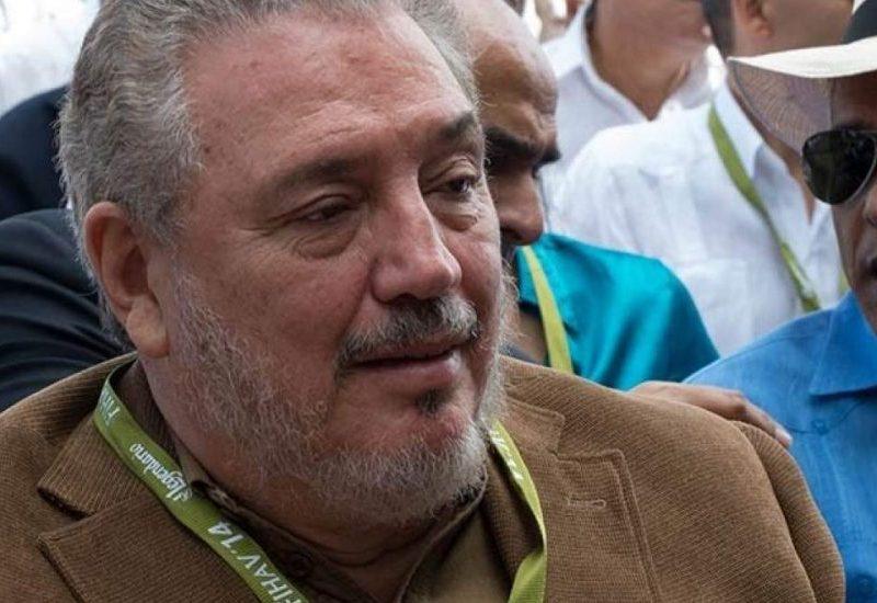 Fidel Ángel Castro Diaz-Balart, filho mais velho do antigo presidente cubano Fidel Castro, morreu esta quinta-feira, em Havana.