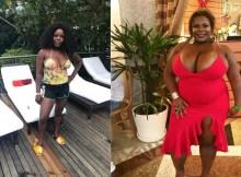 Internautas pegaram na foto da Lourena e compararam-na com a da cantora que esta fazendo bastante sucesso no Brasil, Jojo Todyinho