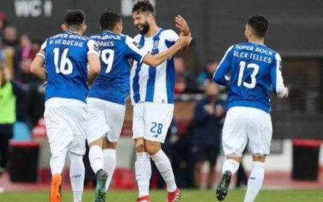 FC Porto vence Rio Ave por 5-0