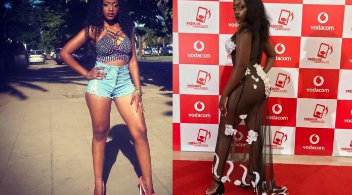 Yolanda Boa, a actual namorada do músico moçambicano, Bander, está a dar que falar nas redes sociais desde a sua aparição como convidada na gala Vibratoques da Vodacom