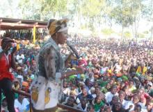 Ivone Soares, Chefe da Bancada Parlamentar da Renamo naAssembleia da Repúblicade Moçambique usou as redes sociais para felicitar Paulo Vahanle pela vitória