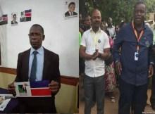 O Movimento Democrático de Moçambique (MDM), presidido por Daviz Simango, vai apoiar o candidato da Renamo, Paulo Vahanle